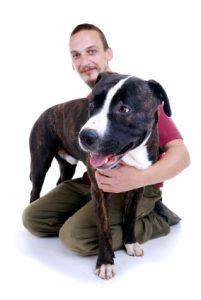 Personal de la residencia canina Ciudad Real